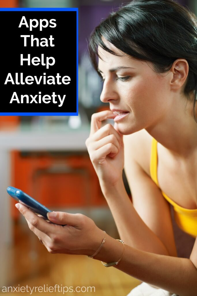 Do you deal with anxiety? Here are some apps that can help alleviate anxiety by helping you to relax, track and plan better.